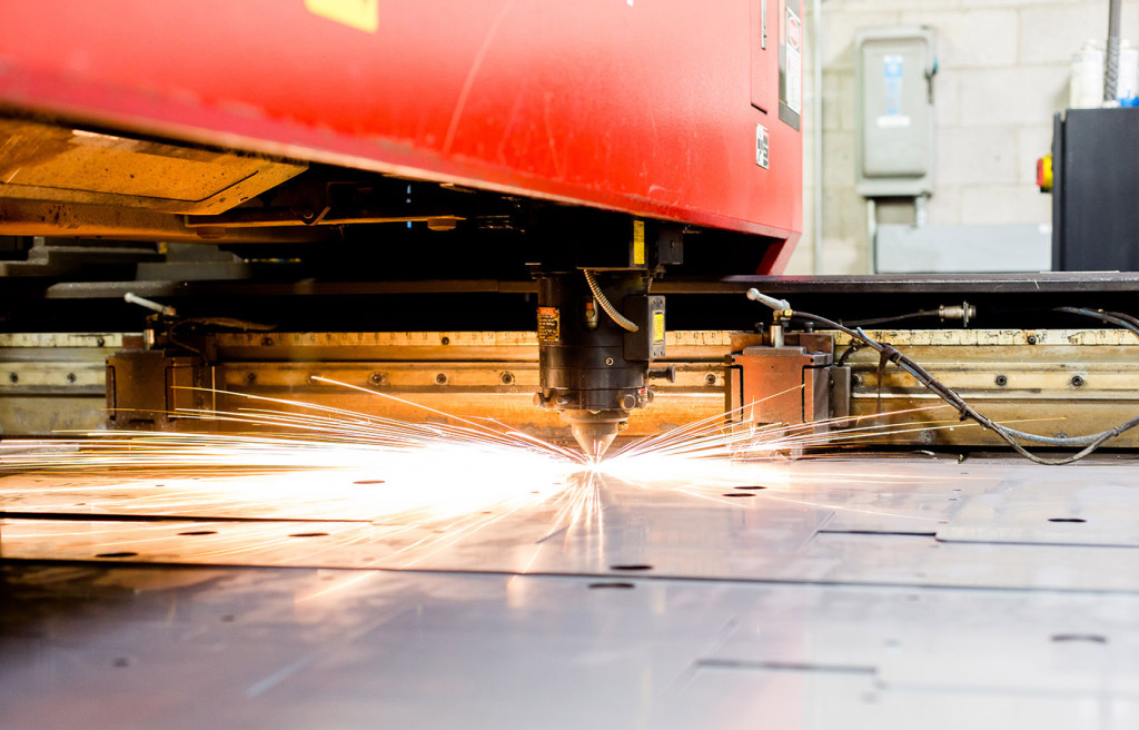 Steel Products Manufacturing : Metal fabrication york products