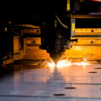metal fabrication laser